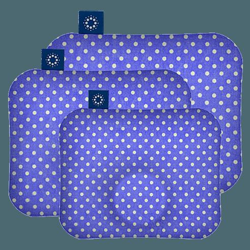 Ortopedyczne poduszki Head Care na plagiocefalię dla noworodków i niemowląt