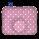 Ortopedyczna poduszka Head Care na plagiocefalię dla noworodków i niemowląt
